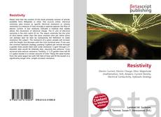 Bookcover of Resistivity