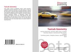 Bookcover of Taxicab Geometry
