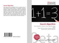 Bookcover of Search Algorithm
