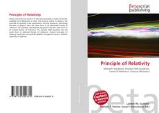 Bookcover of Principle of Relativity