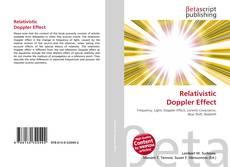 Relativistic Doppler Effect kitap kapağı