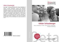 Viktor Schauberger kitap kapağı