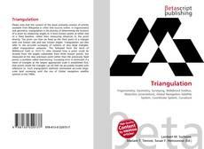 Bookcover of Triangulation
