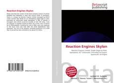 Reaction Engines Skylon的封面
