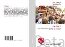 Bookcover of Patriarch