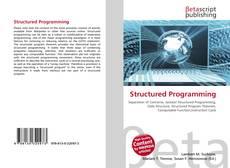 Borítókép a  Structured Programming - hoz