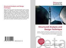Обложка Structured Analysis and Design Technique
