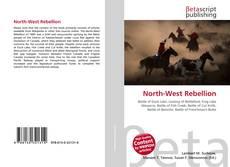 Portada del libro de North-West Rebellion