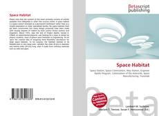 Couverture de Space Habitat
