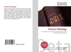 Обложка Process Theology