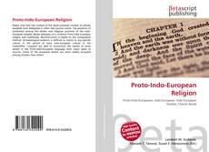 Обложка Proto-Indo-European Religion