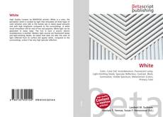 Bookcover of White