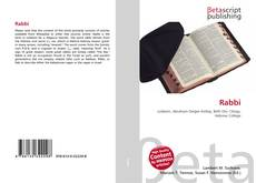Bookcover of Rabbi