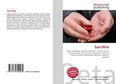 Sacrifice kitap kapağı