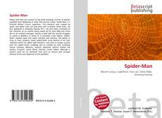 Bookcover of Spider-Man