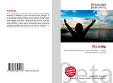 Bookcover of Worship