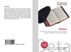 Bookcover of Yeshiva