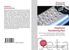 Bookcover of Telephone Numbering Plan