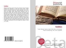 Bookcover of Tefillin