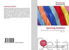 Borítókép a  Spinning (textiles) - hoz