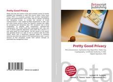Bookcover of Pretty Good Privacy