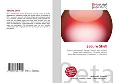 Bookcover of Secure Shell