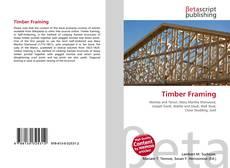 Обложка Timber Framing