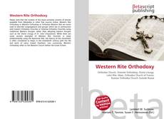 Bookcover of Western Rite Orthodoxy