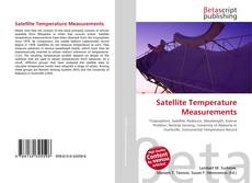 Couverture de Satellite Temperature Measurements