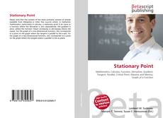 Portada del libro de Stationary Point