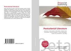 Bookcover of Postcolonial Literature