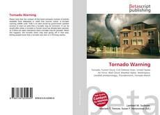 Borítókép a  Tornado Warning - hoz