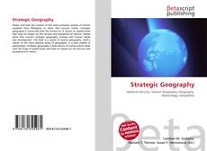 Bookcover of Strategic Geography