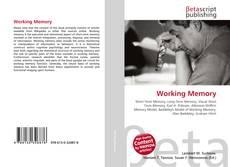 Buchcover von Working Memory