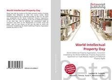 Bookcover of World Intellectual Property Day