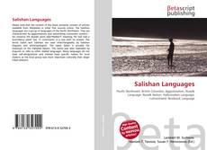 Portada del libro de Salishan Languages