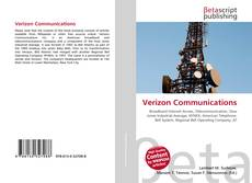 Bookcover of Verizon Communications
