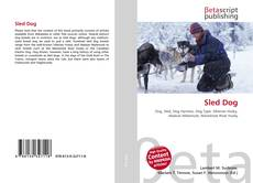Bookcover of Sled Dog