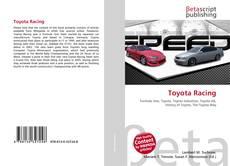 Buchcover von Toyota Racing