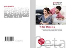 Portada del libro de Video Blogging