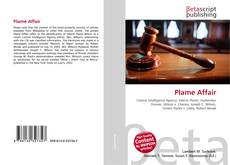 Bookcover of Plame Affair