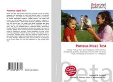 Bookcover of Porteus Maze Test