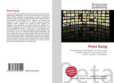 Bookcover of Press Gang