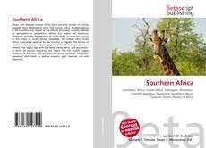 Couverture de Southern Africa