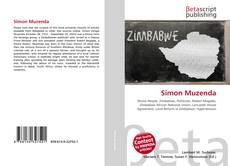 Portada del libro de Simon Muzenda