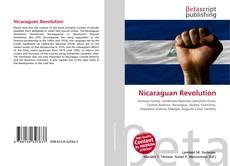 Bookcover of Nicaraguan Revolution