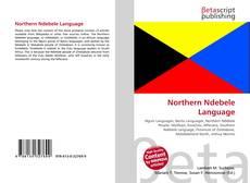 Capa do livro de Northern Ndebele Language