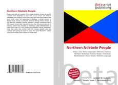 Capa do livro de Northern Ndebele People