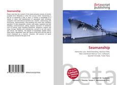 Portada del libro de Seamanship
