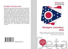Bookcover of Westgate, Columbus, Ohio